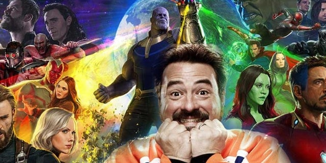 avengers infinity war kevin smith