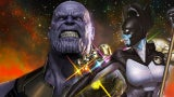 Avengers Infinity War - Proxima Midnight vs Captain America