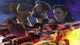 Avengers Infinity War San Diego Comic Con poster