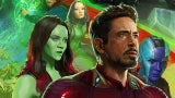 Avengers Infinity War Trailer SDCC Footage Differences - Iron Man and Guardians