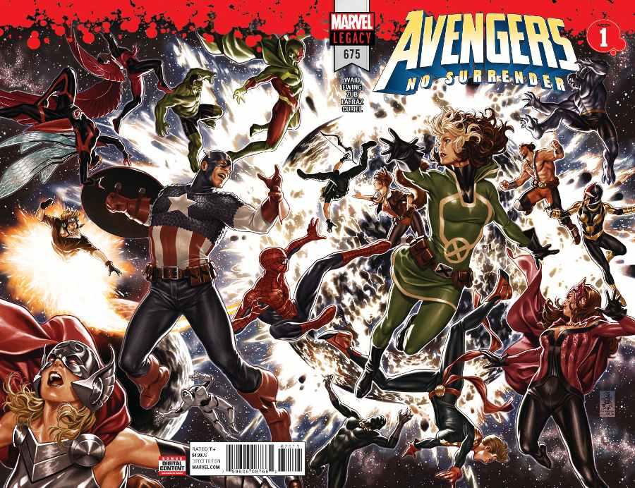 Avengers No Surredner