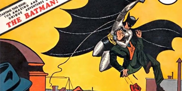 batman bill finger detective comics