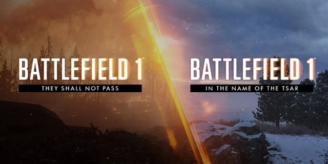 Battlefield 1 Expansions