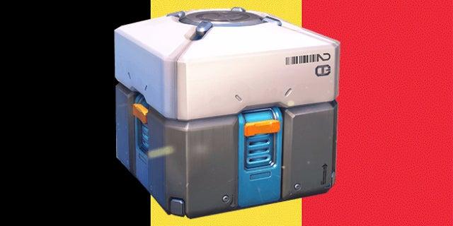 Belgium Loot Box