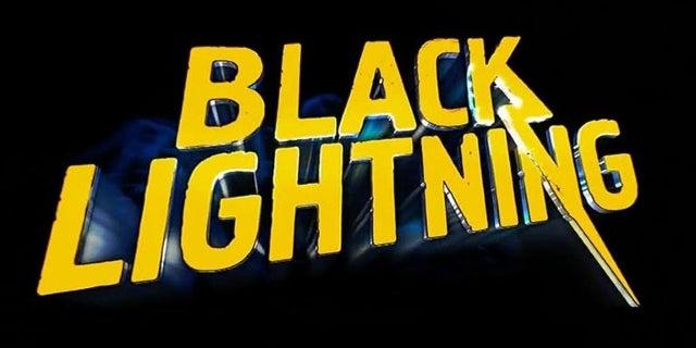 black lightning logo