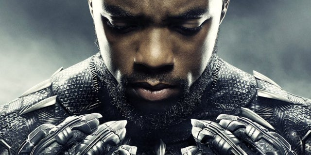 Black Panther Character Posters Marvel