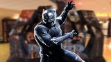 Black Panther theater standee comicbook.com