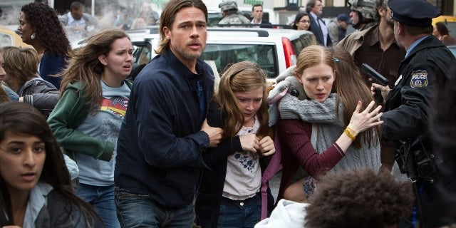 brad pitt world war z sequel