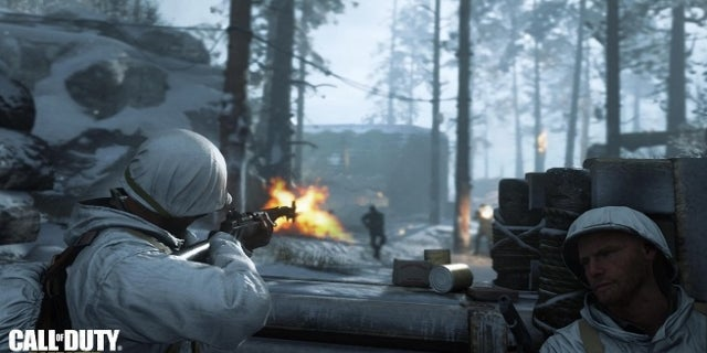 Call of Duty WWII Event