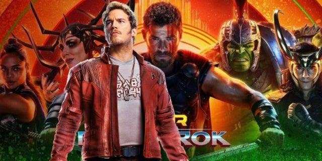 Chris Pratt Thor Ragnarok
