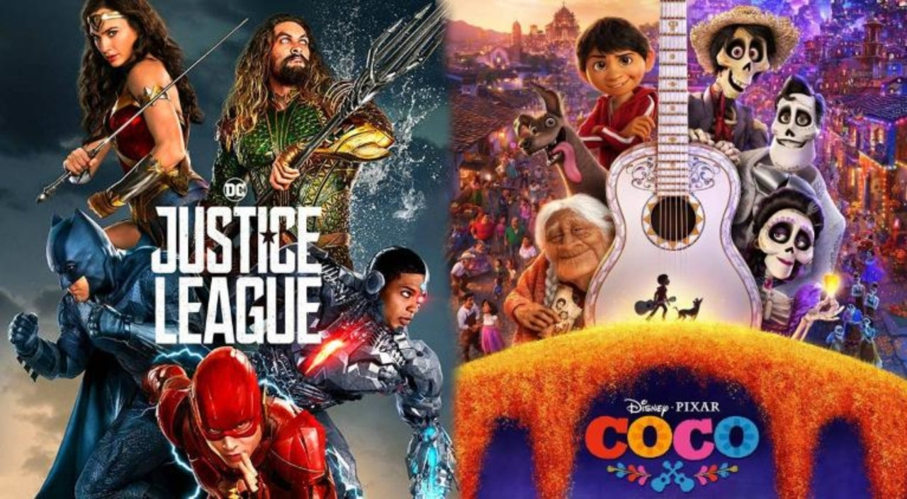 Coco remains on top of justice league at the box office coco remains on top of justice league at the box office stopboris Gallery