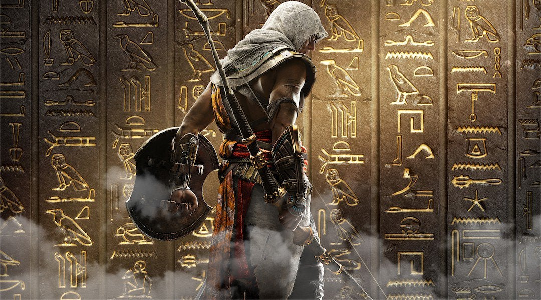 Release Dates for Both Assassin's Creed Origins Story DLC Revealed