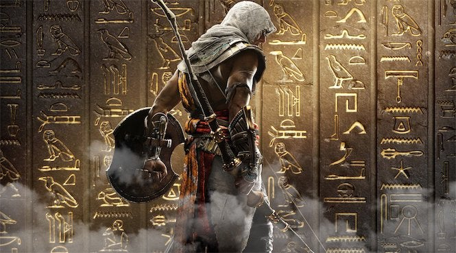 Assassin's Creed Origins Adding New Game Plus Mode