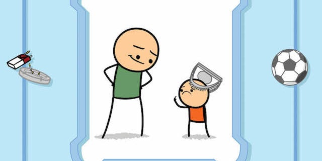 CyanideHappiness Parenting SC PROMO