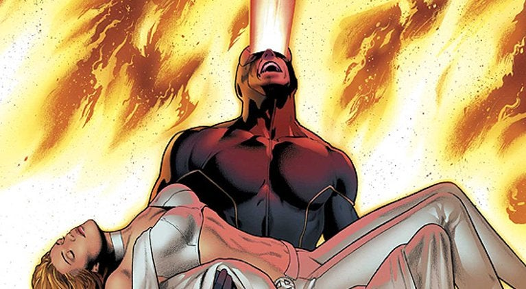 Cyclops Heat Vision