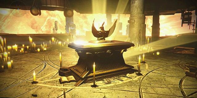 Destiny 2 Lighthouse chest