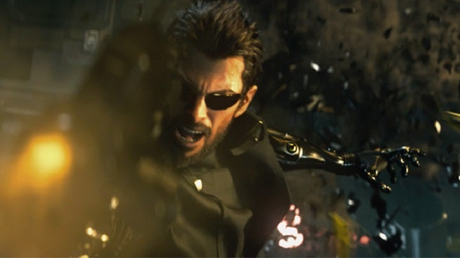Deus Ex: Square Enix hasn't given up on the franchise