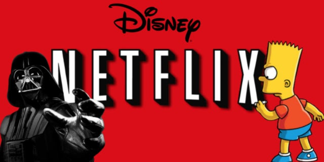 Disney Fox Netflix comicbook.com