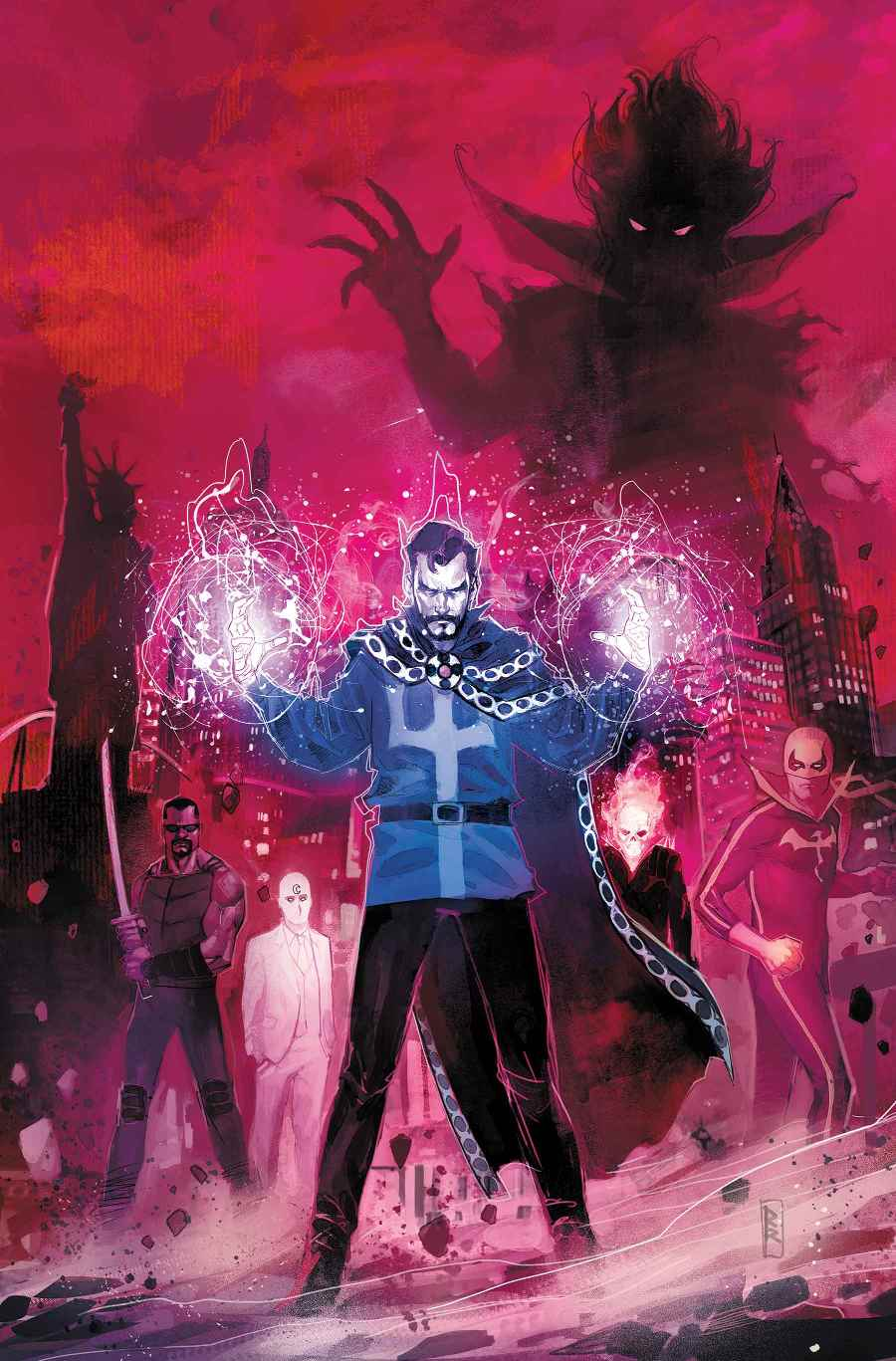 Doctor Strange Damnation 1