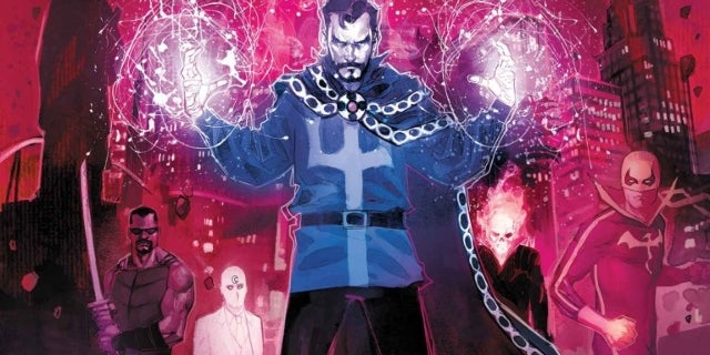 Doctor Strange Damnation