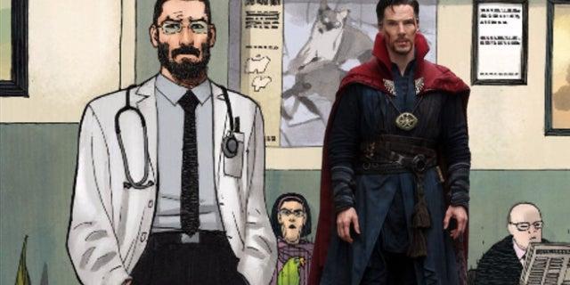 doctor strange vet
