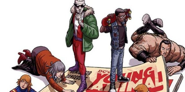 Doom Patrol - Best DC Comics - 1