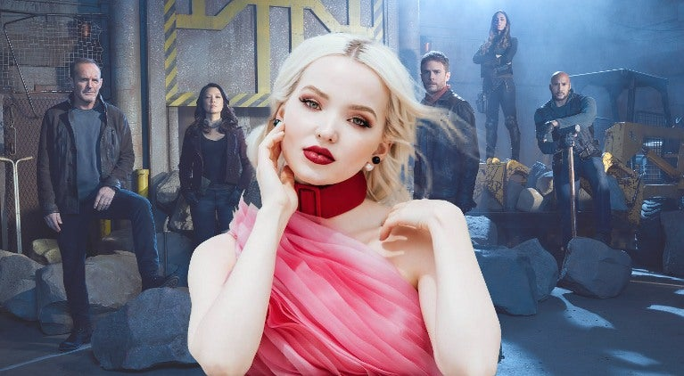 Dove Cameron Agents of SHIELD