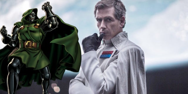 Ben Mendelsohn Wants To Play Fantastic Four's Doctor Doom