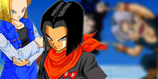 Here's What Android 35 Could Look Like In 'Dragon Ball Super'