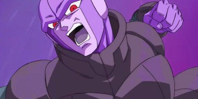 Dragon Ball Super Hit Power Level Saiyans