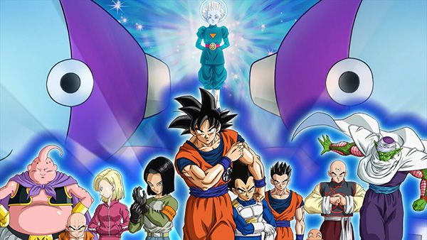 Dragon Ball Super: First Glimpse of Goku's Silver Hair