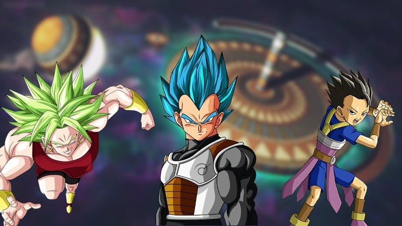 Dragon Ball Super Universe Survival Vegeta