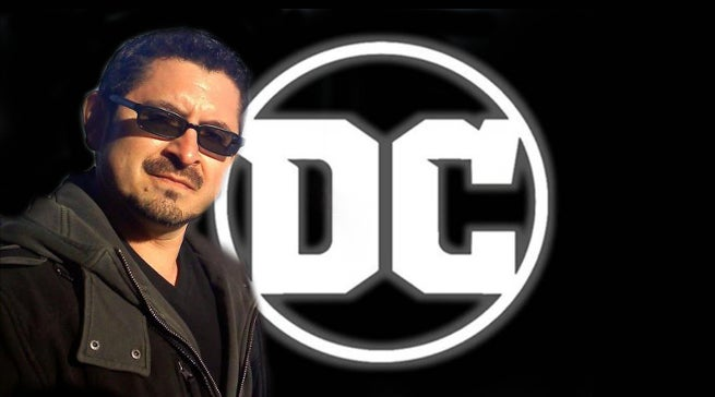 DC Comics fires Superman editor Eddie Berganza following sexual misconduct allegations