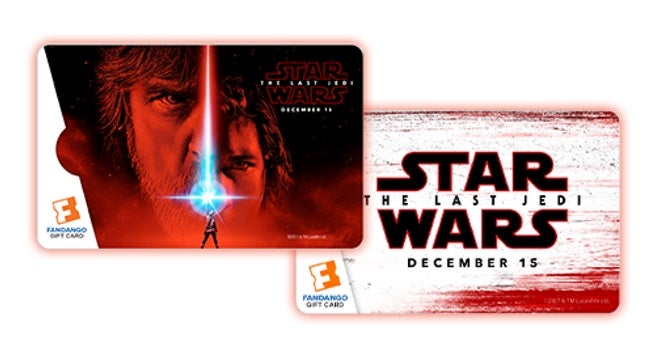 Save 20% on Fandango Gift Cards for a Limited Time