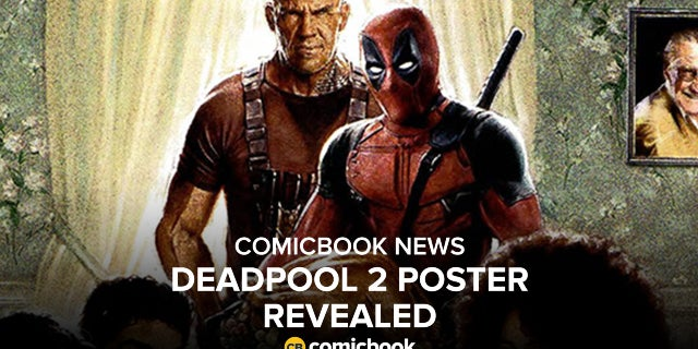First 'Deadpool 2' Poster Revealed screen capture