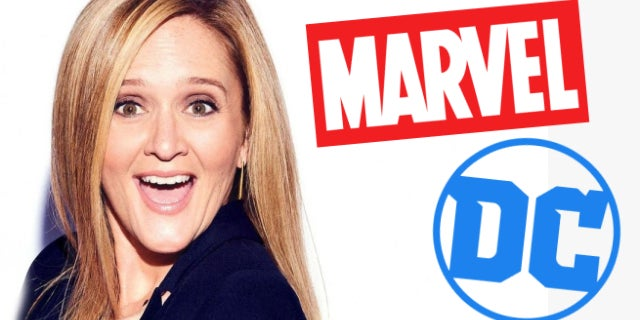 full frontal with samantha bee dc marvel