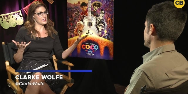 Gael Garcia Bernal Talks Coco screen capture