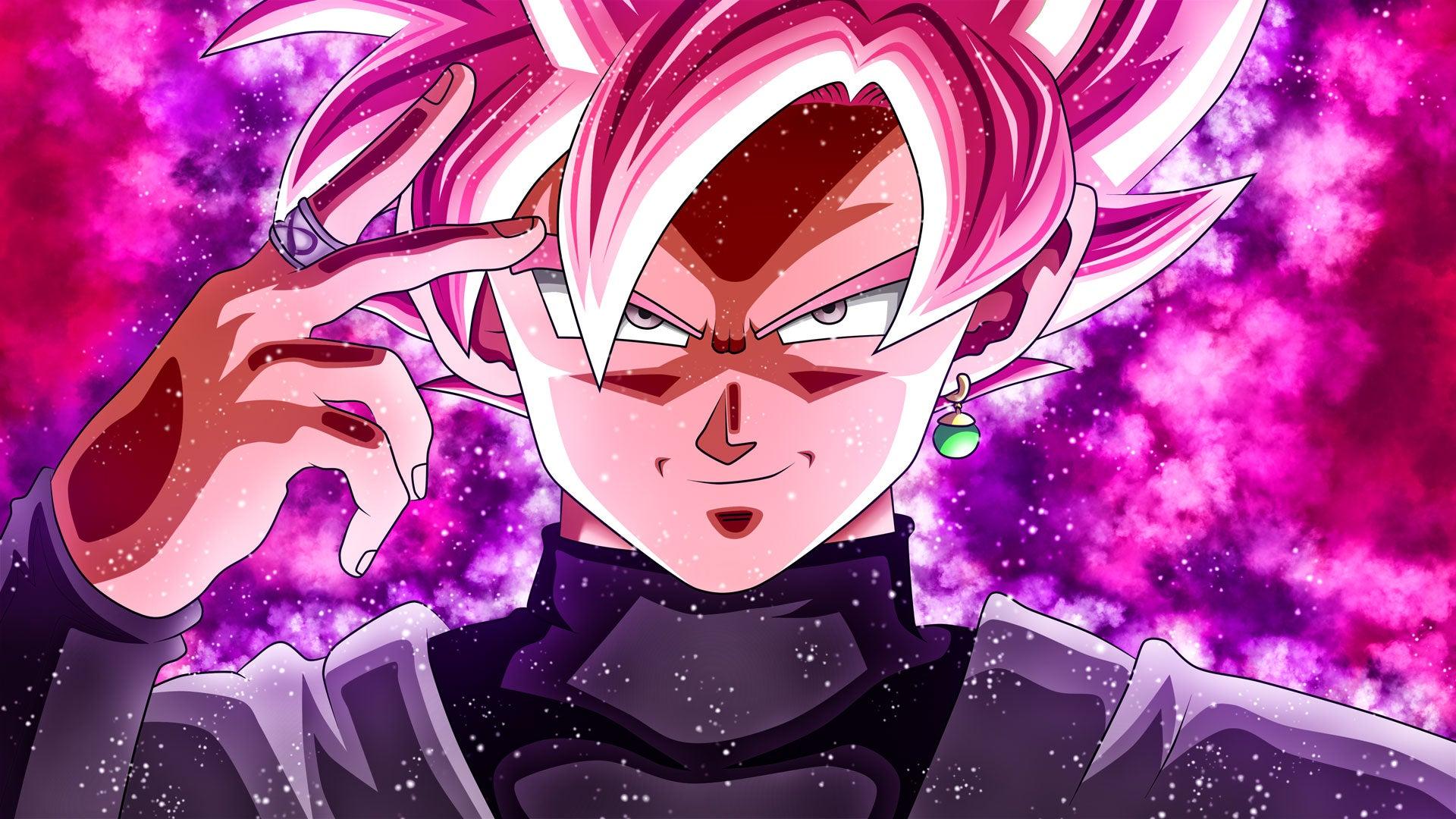Goku rose