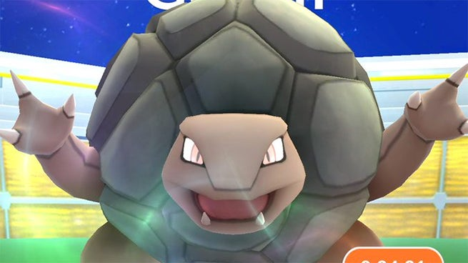Pokemon Go raid bosses get a refresh