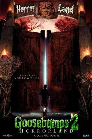 Goosebumps: Horrorland movie poster image
