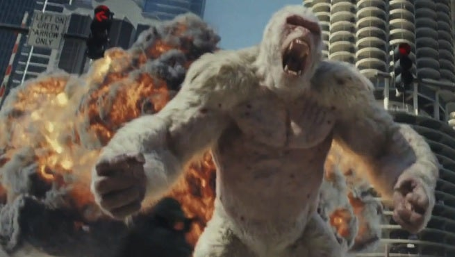 rupee rampage Financial analysis of rampage (2018) at the india box office, including earnings  and profitability.