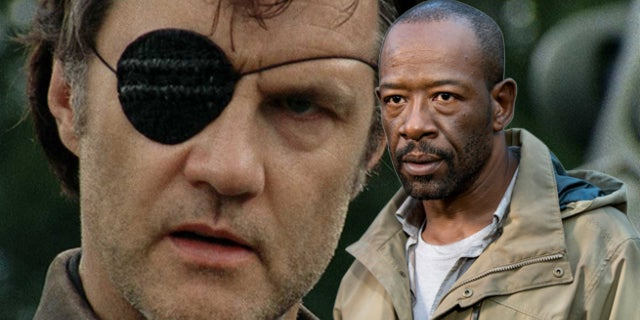 Governor Lennie James