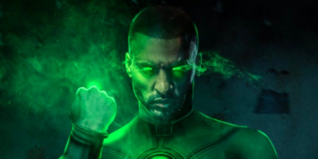 green lantern ricky whittle bosslogic