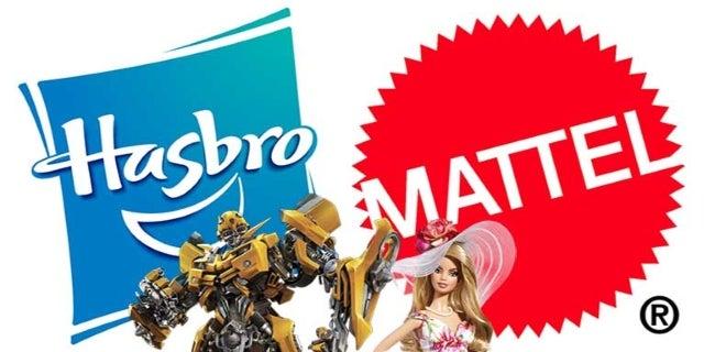 hasbro mattel merger