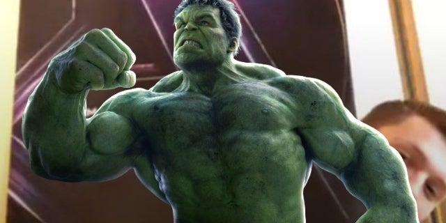 Hulk Avengers Infinity War