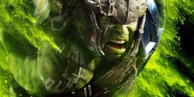 Hulk Marvel Thor Ragnarok