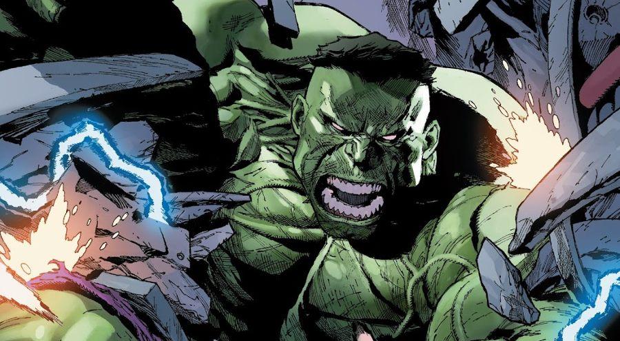 Hulk Secret Empire