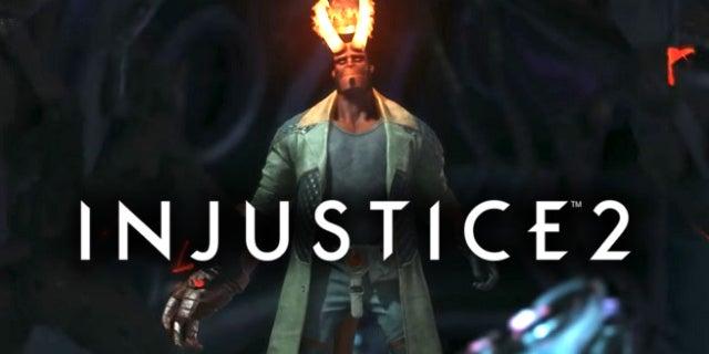 injustice hellboy