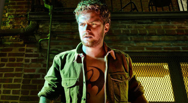 'Iron Fist' Season 2 Yellow Mask Revealed