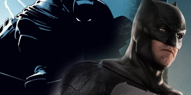 justice league batman the dark knight returns
